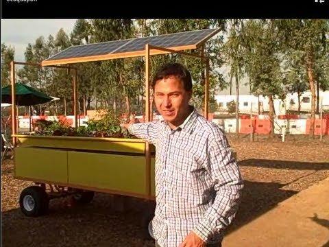 Di System Solar Aquaponics Pump System
